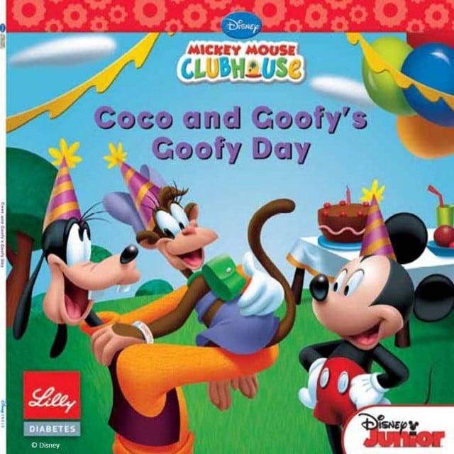 Livro Coco e Pateta Conheça Coco, a macaquinha docinha