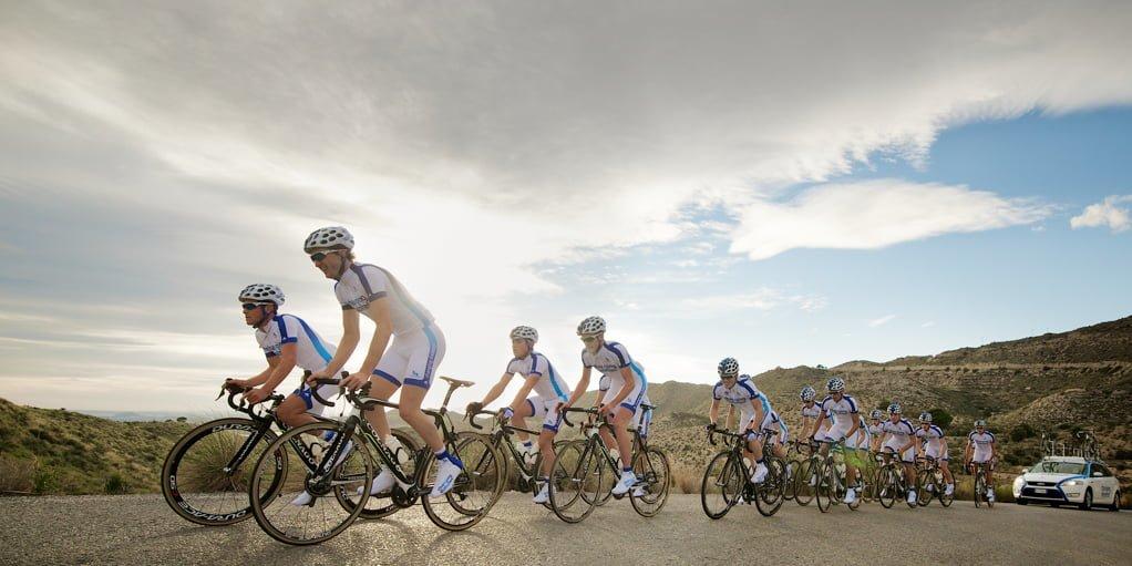 Team Type 1 agora pedala sob a égide da Novo Nordisk.