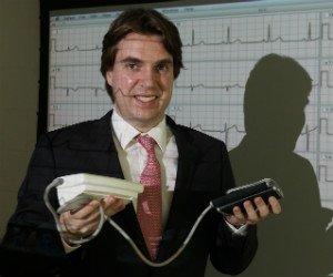 O dr. Luiz Tizatto, presidente da Unit Care - fonte: O Estado de São Paulo