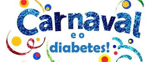 carnaval e o diabetes