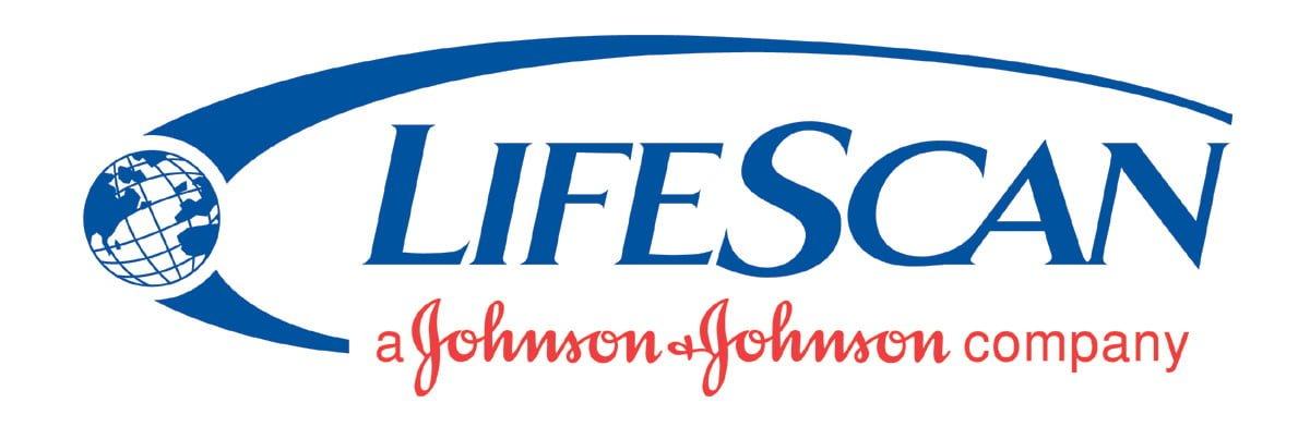 lifescan logo diabetes