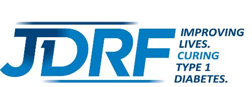JDRF logo diabetes