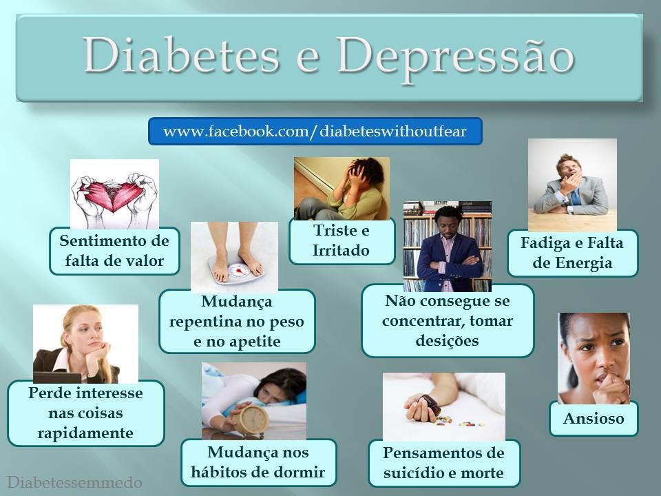 Diabetes e Depressão