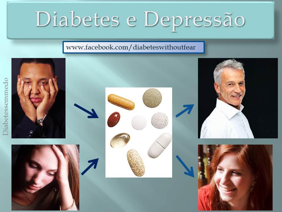 Diabetes e depressão o que fazer para curá-las?