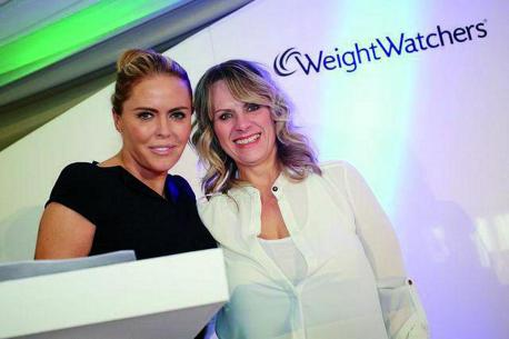 Linda (à direita) recebeu este fim de semana um prêmio por seu excepcional desempenho na melhora da saúde e qualidade de vida.