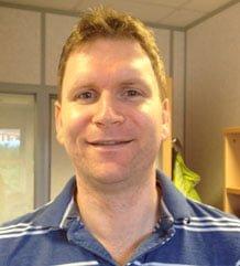 Mike Weedon Exeter diabetes