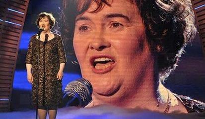 Susan Boyle cantora diabetes
