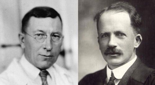 Frederick Banting e John MacLeod diabetes