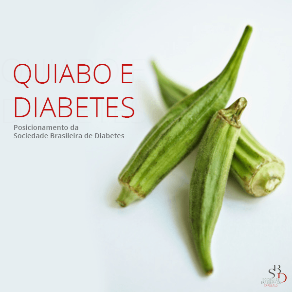 quiabo diabetes SBD