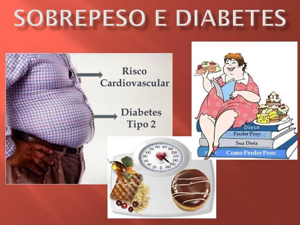 sobrepeso e diabetes diabetes sem medo