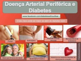 doenca arterial periferica e diabetes sem medo