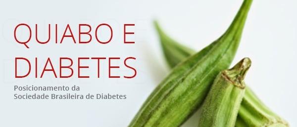 quiabo diabetes SBD