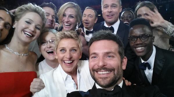 selfie Ellen DeGeneres diabetes