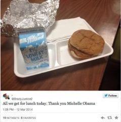 almoco michelle obama 4 diabetes