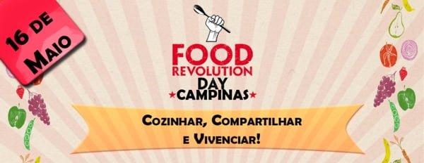 banner food revolution day campinas