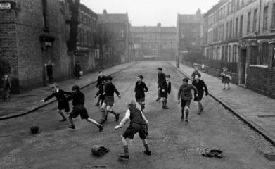 criancas brincando nas ruas diabetes