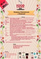 programacao food revolution day campinas 2014