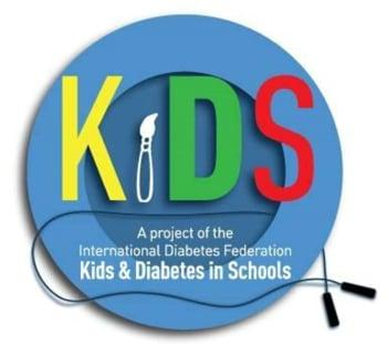 logo kids idf diabetes