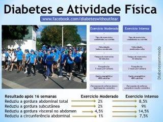 diabetes e atividade fisica diabetes sem medo