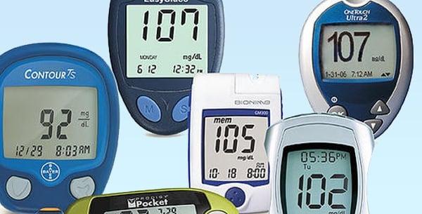 medidores de glicemia diabetes