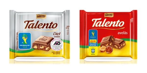 chocolate talento diet normal diabetes