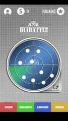 diabattle screenshot tela principal