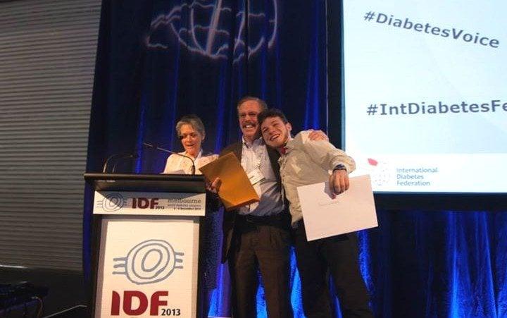 ronaldo wieselberg congresso internacional de diabetes IDF 2013