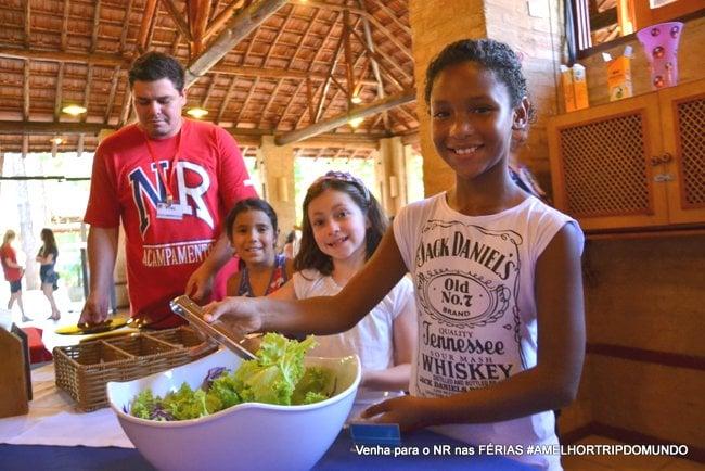 acampamento de diabetes nas férias escolares 2