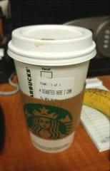 café do starbucks diabetes