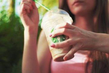 café do starbucks - polêmica com o diabetes
