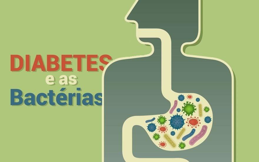 DIABETES e as bacterias do corpo