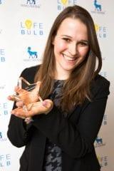 Brianna Wollin premio novo nordisk
