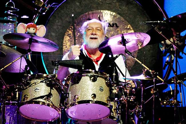 Mick Fleetwood e o diabetes